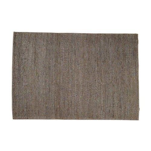 Tappeto intrecciato in cotone 140 x 200 cm CHOTI