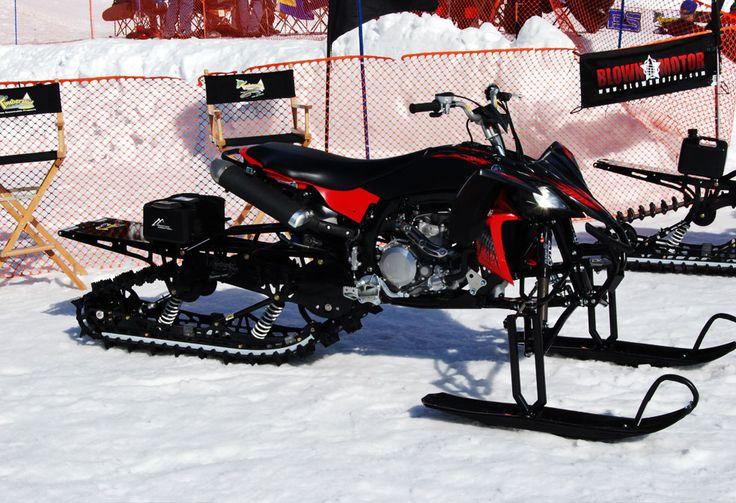 Yamaha Raptor Snow