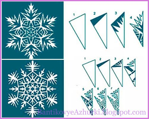 26 best Snowflakes and window decorations images on ...