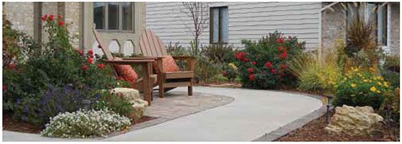 Mickman Brothers - A professionally designed, installed and maintained landscape not only brings value to the homeowner, it also can add 15% to the value of one's home. http://www.mickman.com/landscape.php
