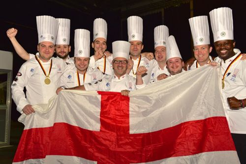 English National Team wins gold in Culinary Olympics | The Caterer