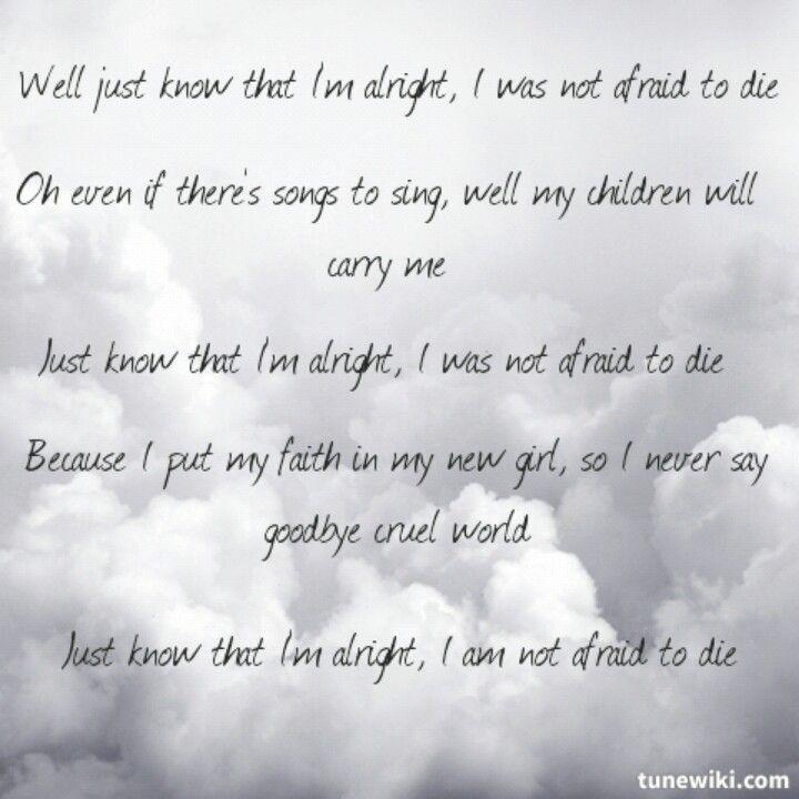 Lyric i m not afraid eminem lyrics : 80 best EMINEM <3 images on Pinterest | Rap god, Eminem rap and ...