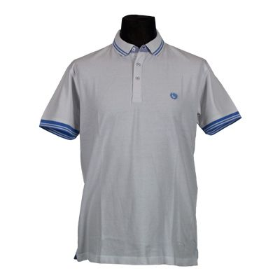 Polo and T-Shirt - ASCOT SPORT - Polo in tessuto strech - Bianco - Estivo € 13,50. #hallofbrands #hob #Polo #TShirt