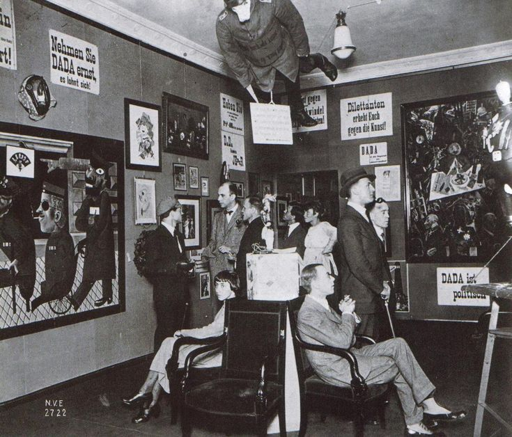 El cabaret Voltaire en Zurich