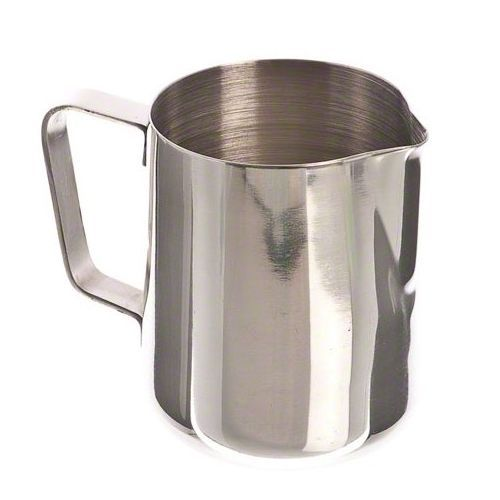update ep12 stainless steel frothing pitcher 12ounce