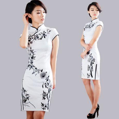 Vestidos chinos de moda