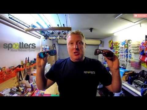 Fish That Snag - Tips, Tricks, Information & Reviews - Why Polarised Eyewear - YouTube