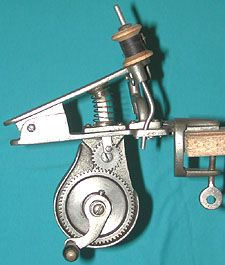 Beckwith sewing machine 1
