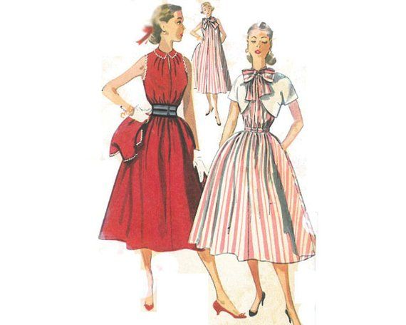 1970 Complete Original Simplicity pattern #9218 So charming for a bohemian or country wedding
