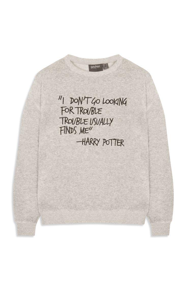Harry Potter jumper, £13, Primark