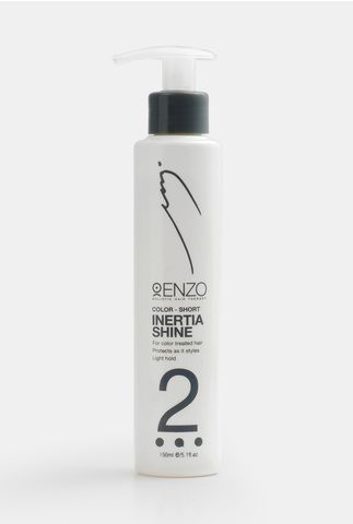 This light hold styling product for short coloured hair imparts texture and gloss, while plant and desert fruit extracts support healthy hair and scalp condition. Colour is beautifully stabilised with Inertia Shine's anti-fade and UV protection properties.