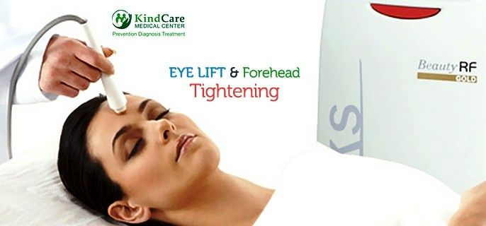 Reduce droopiness, puffiness, wrinkles& loose skin around the eyes for a more youthful appearance with Radio Frequency Eye Lift & Forehead Tightening starting from only AED 199 at KindCare Medical Center... #Dubai #UAE #Beauty  Buy here --> http://www.hitthedeals.com/dubai/today-s-deal/radio-frequency-eye-lift-forehead-tightening.html