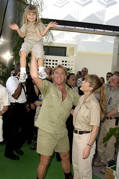 Remembering Steve Irwin: Crocodile Hunter
