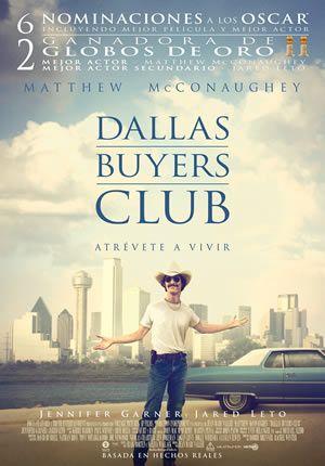 Dallas Buyers Club, estreno en cine de la semana