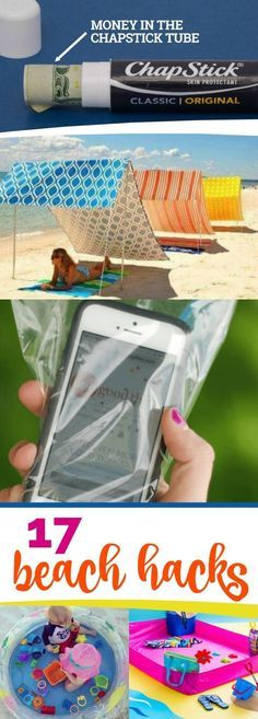 17 Beach Hacks That Are Totally Awesome!
