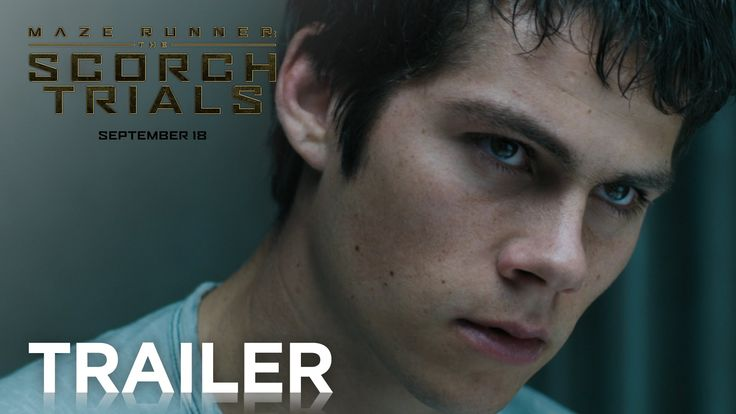 Maze Runner: The Scorch Trials | Official Trailer 2 [HD] | 20th Century FOX Dylan O'Brien