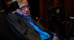 FísicoStephen Hawking é um dos casos mais famosos da doença (AFP/NIKLAS HALLE'N)