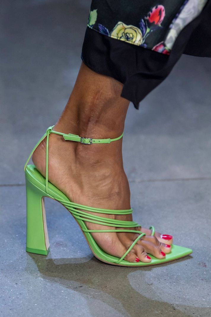 These 2020 Sandal Trends Are Vital To