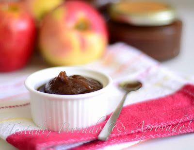 """Testado, Provado e Aprovado!: APPLE BUTTER - """"manteiga"""" de maçã??"""