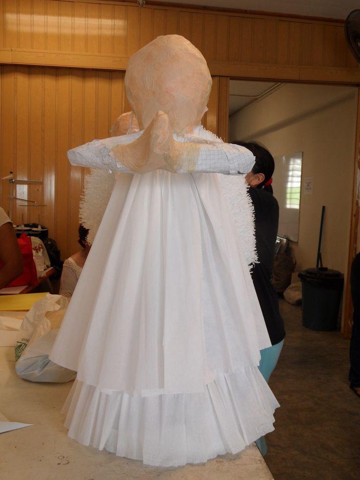 Piñata angel | Bautizo, Primera comunión, confirmación ...