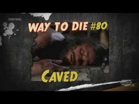 1000 Ways to Die Caveman/ 1000 MANERAS DE MORIR MANERA DE MORIR 80 EXTIN...
