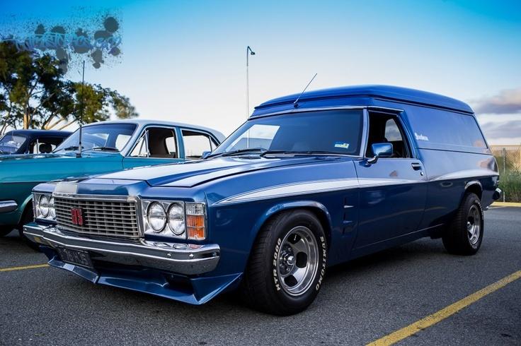 Holden Panel Van