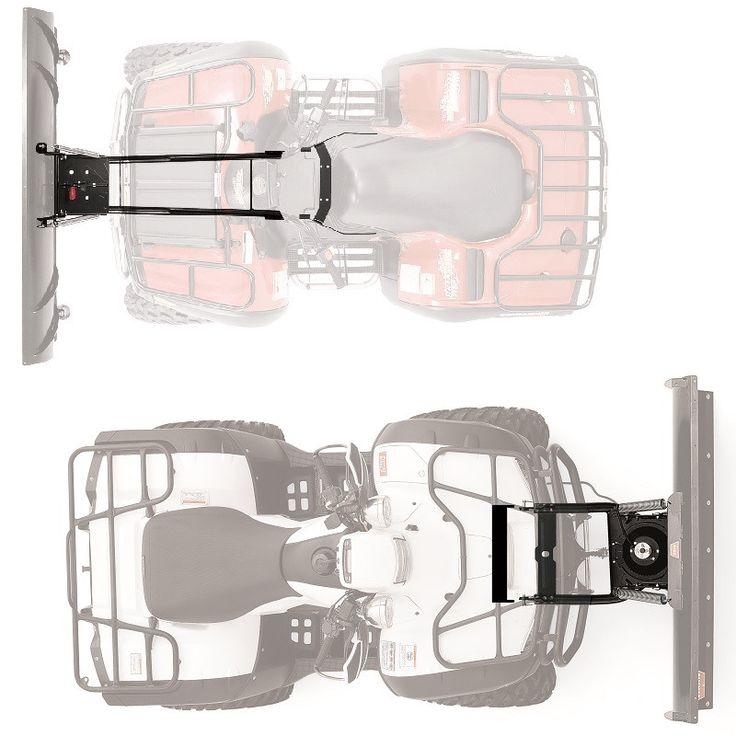 WARN Suzuki ATV Plow Mounting Kits