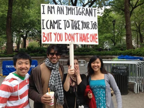 60 Funny Protest Signs