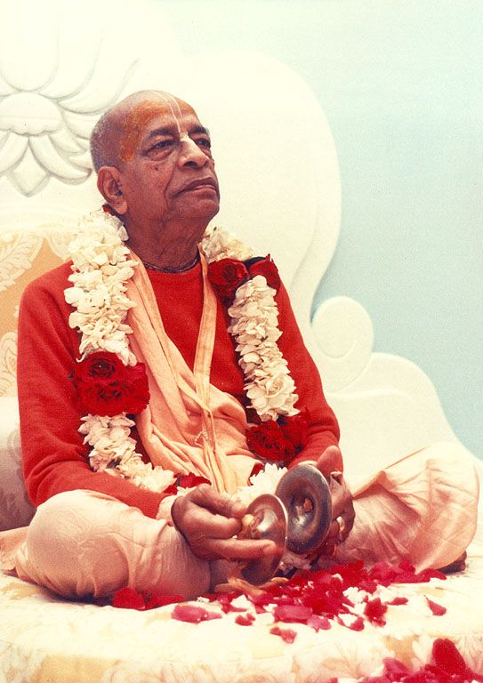 Srila Prabhupada | His Divine Grace A.C. Bhaktivedanta Swami Prabhupada, Founder-Acharya of the International Society for Krishna Consciousness (ISKCON) |