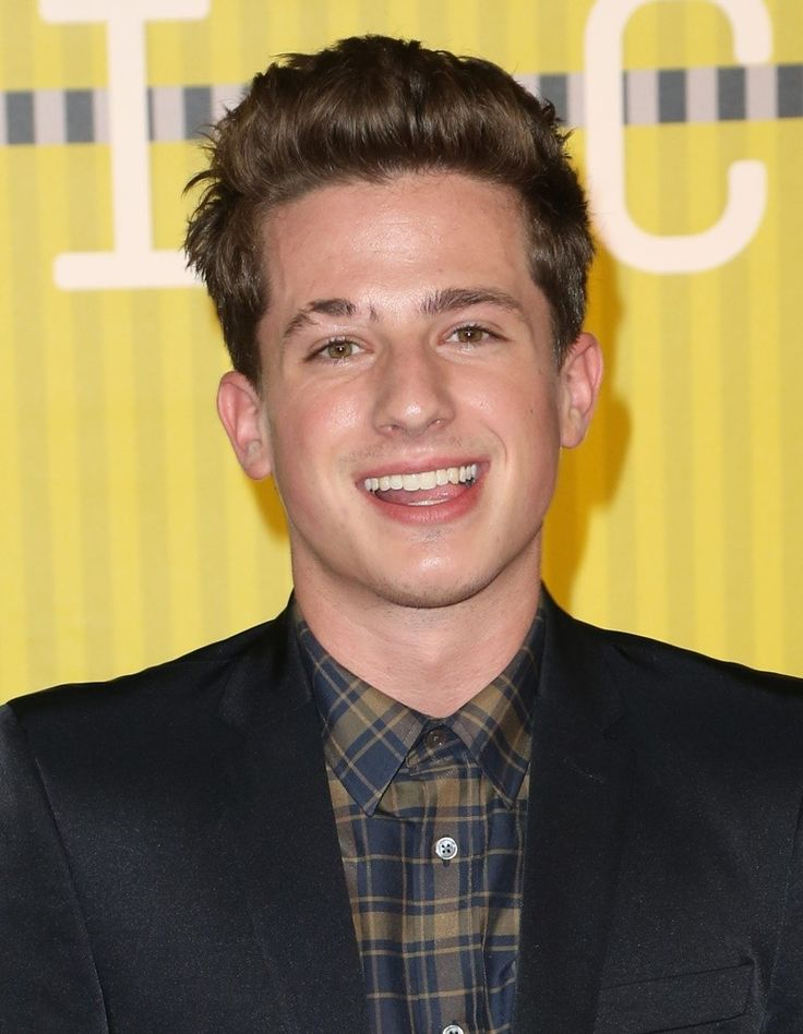 charlie puth eyebrow tutorial.