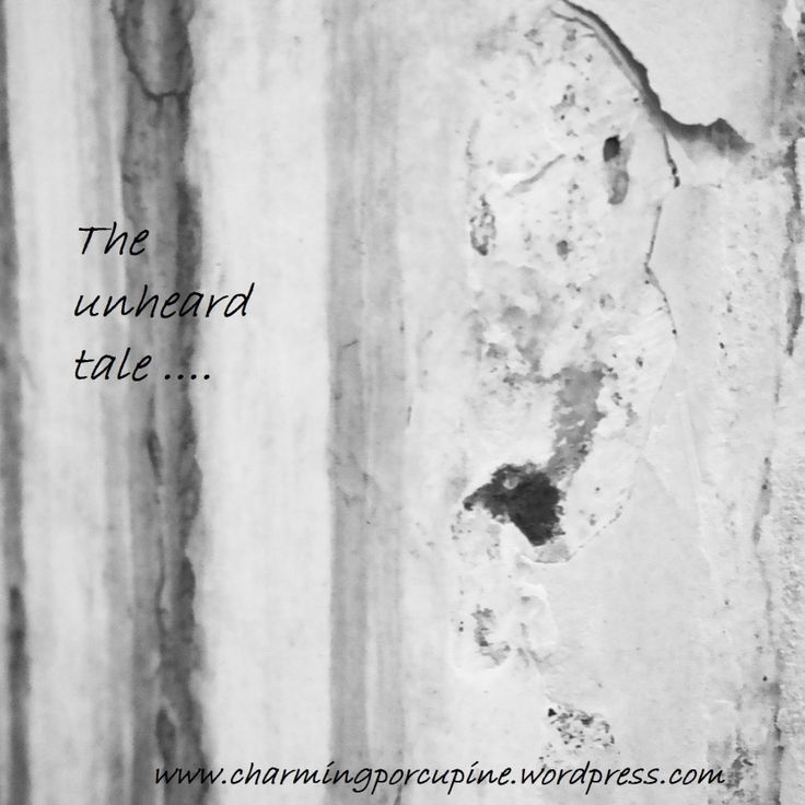 the unheard tale..pls do check out my new poem ..thank you soo much for supporting my blog .:D