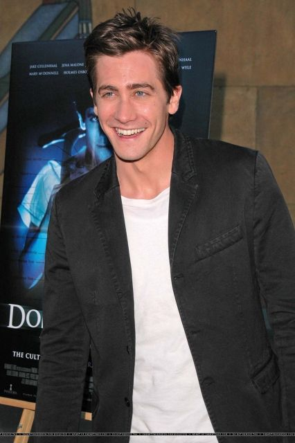 Jake Gyllenhaal, 2004, Donnie Darko Director's Cut: Hollywood Premiere