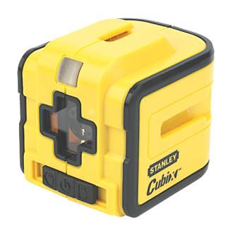 Order online at Screwfix.com. Compact, self-levelling laser level with universal mounting bracket. Suitable for both horizontal and vertical levelling applications. Includes multiple bracket mounting points for maximum flexibility. Fixed mode is ideal for floor and ceiling use. Suitable for indoor use only. FREE next day delivery available, free collection in 5 minutes.