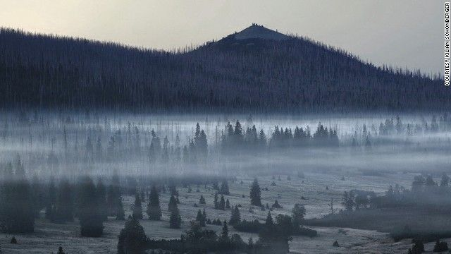 Bohemian Forest low mountain range, Czech Republic. #FairyTales #Forest #CzechRepublic