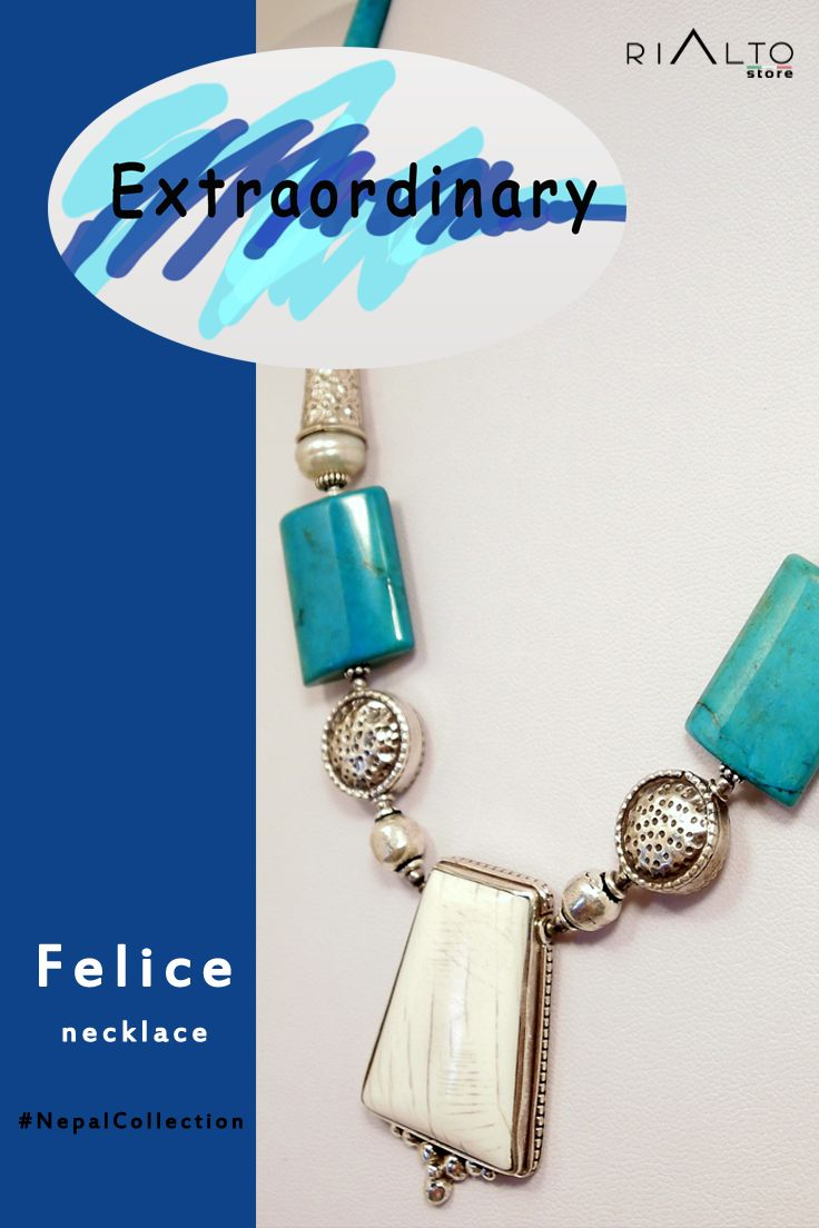 E like #Extraordinary F like Felice = #HAPPY Anything to add? Next soon!  #NepalCollectionRialtoStore #VintageNecklacesforWomen