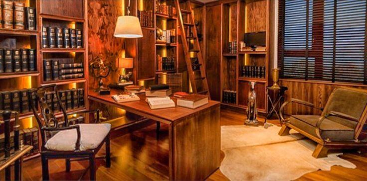 Casa Espoz   escritorio   @cristianpreece
