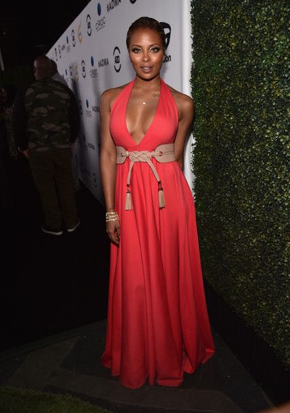 Eva Marcille Photos - Actress Eva Marcille attends the ALL Def Movie Awards at Lure Nightclub on February 24, 2016 in Hollywood,…