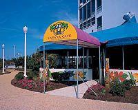 Cafe Cabana, Newcastle Motel, Virginia Beach
