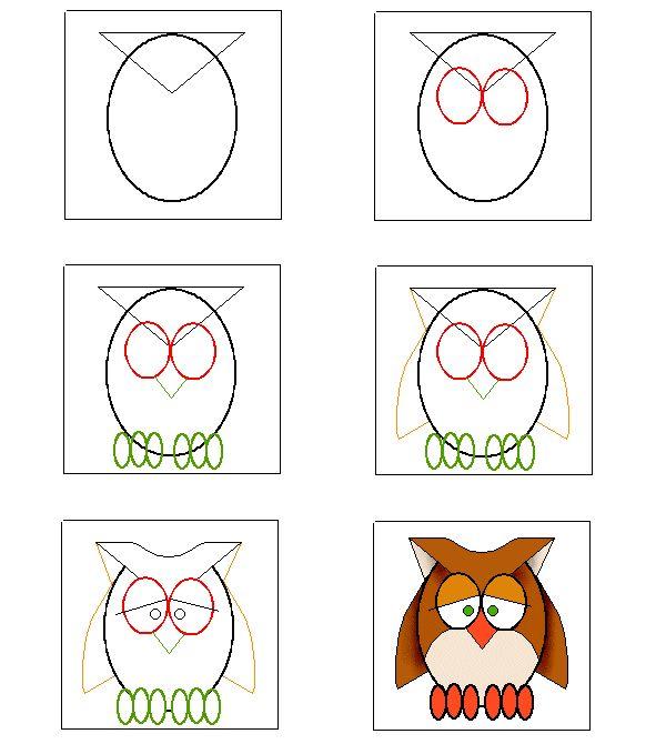 Extrem Les 31 meilleures images du tableau Apprendre à dessiner sur  PP37