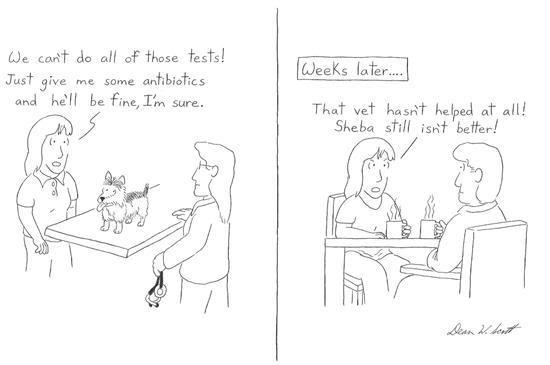 So True!!!!     Vet Tech Humor image by melissabee84 - Photobucket