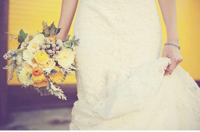Gorgeous bouquet for any season wedding!