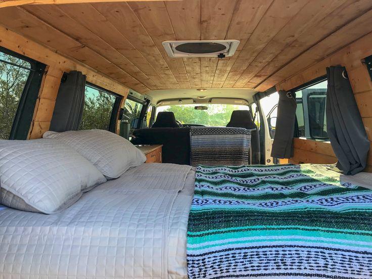 Joplin camper van rental phoenix boho camper vans