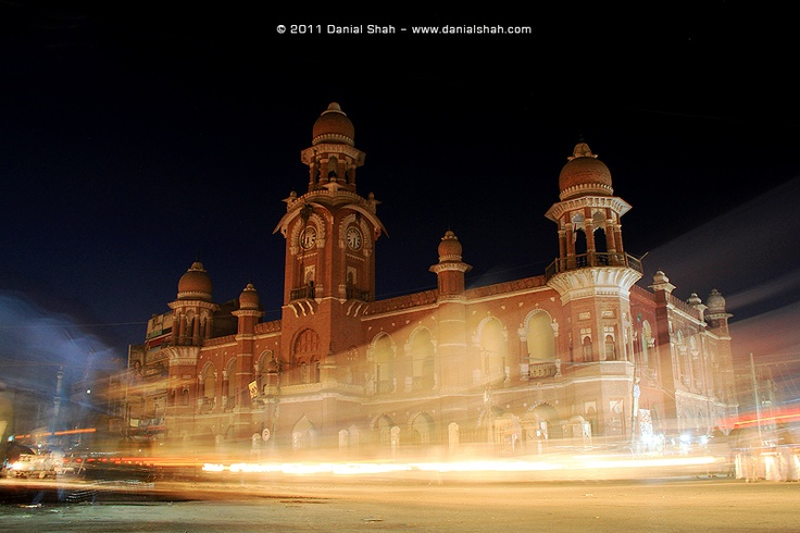Multan Clock Tower – Punjab, Pakistan