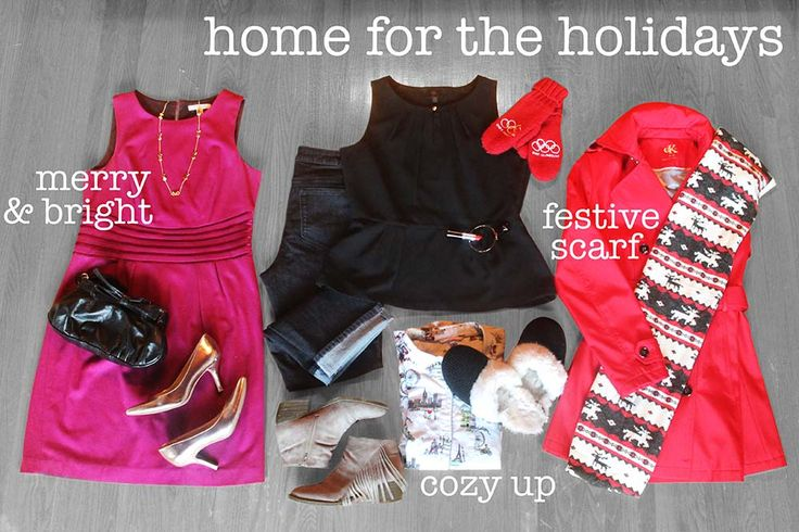 Home for the Holidays Packing Guide