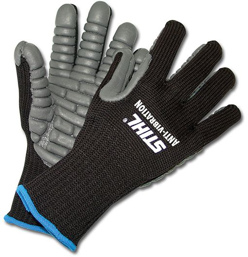 Anti-Vibration Gloves Increase comfort when working with handheld machines with these anti-vibration gloves.