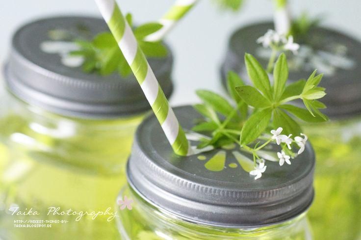 * Nicest Things - Food, Interior, DIY: Waldmeisterbowle