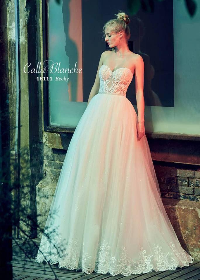 80db5f8e501da Becky by Calla Blanche Bridal | Beautiful Bridal Gowns 2 | Wedding ...