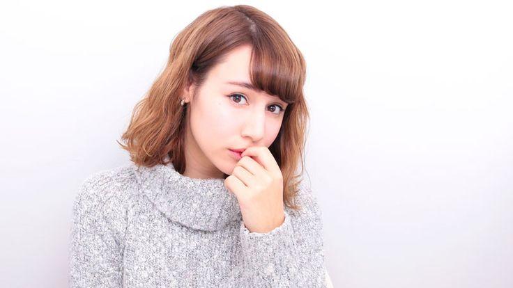 トリンドル玲奈さん風ハーフ顔メイクby石川恵美利|GODMake.「ゴッドメイク」