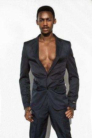 My Booker Management Agency - David Mahinda - model and talent portfolios