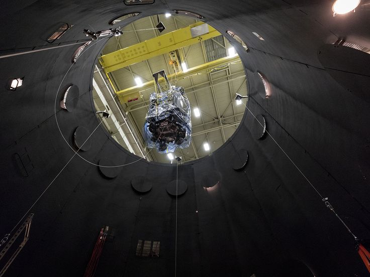 Prepping the Parker Solar Probe for Space Follow @GalaxyCase if you love Image of the day by NASA #imageoftheday